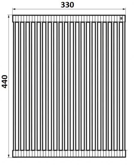 Ролл-мат Roll-4433.CP (круглый пруток)
